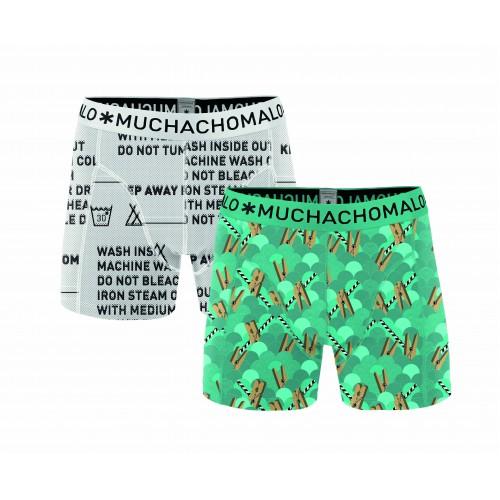 Muchachomalo jongens boxershort Takin04 (2-pack)