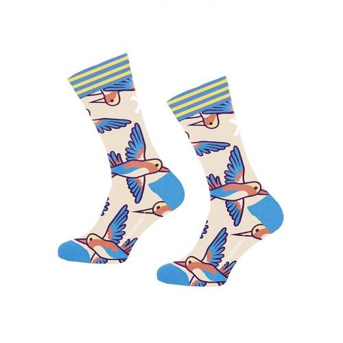 MuchachoMalo sokken Free like a bird (W115A)