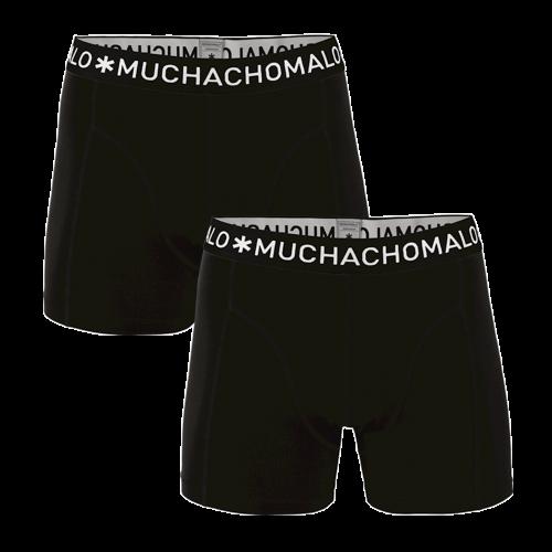 Muchachomalo jongens boxershort 1010JBasic02 (2-pack)