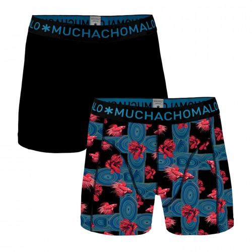 Muchachomalo Boxershort Strea1010-01 (2-pack)