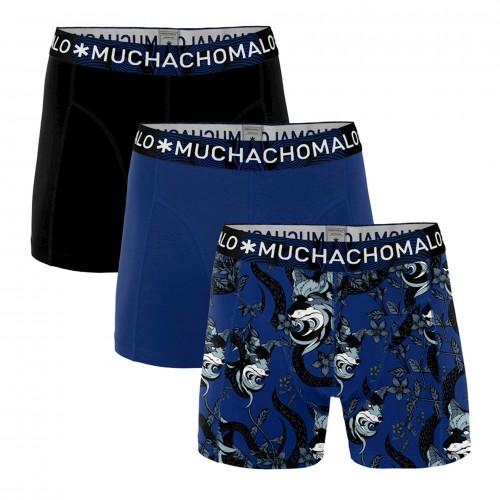 Muchachomalo jongens boxershort Voxho-07 (3-pack)