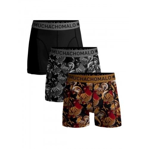 Muchachomalo Boxershort Rooster (3-pack)