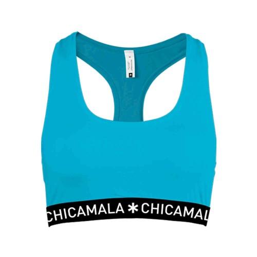 ChicaMala meisjes top racerback SOLID09