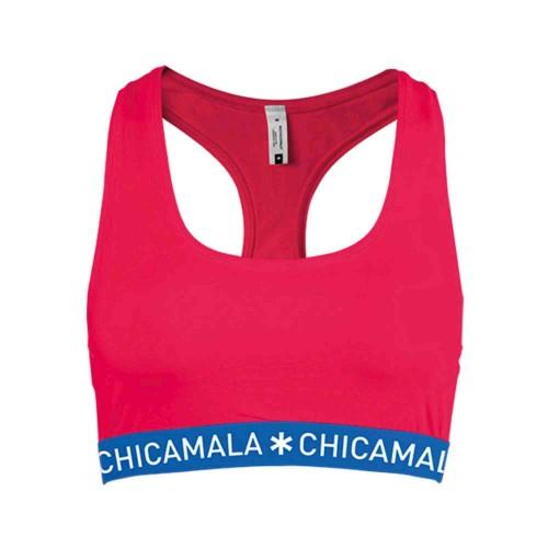 ChicaMala meisjes top racerback SOLID06