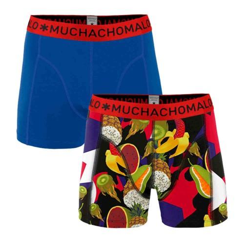 Muchachomalo jongens boxershort GMO (2-pack)