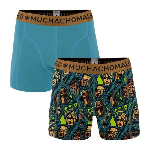 Muchachomalo jongens boxershort ROOTS01 (2-pack)