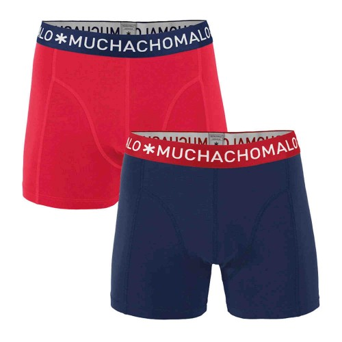 Muchachomalo Boxershort SOLID267 (2-pack)