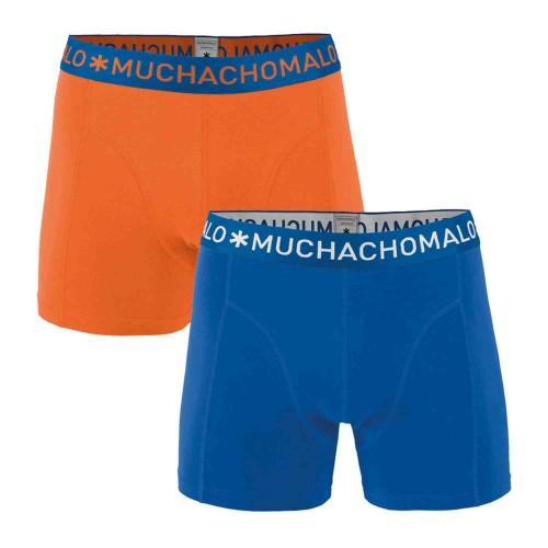 Muchachomalo jongens boxershort SOLID273 (2-pack)