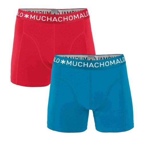 Muchachomalo jongens boxershort SOLID276 (2-pack)
