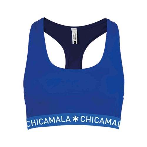 Muchachomalo dames top racerback SOLID06