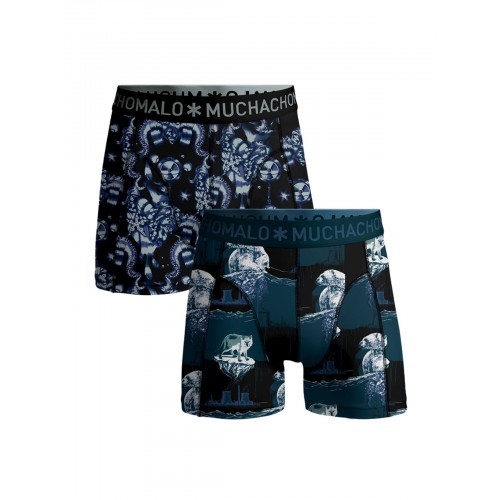 Muchachomalo Boxershort Climate Change (2-pack)