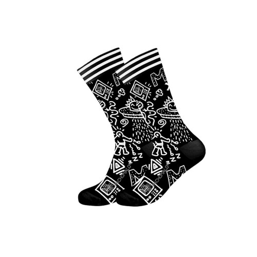 MuchachoMalo sokken Iconic Art