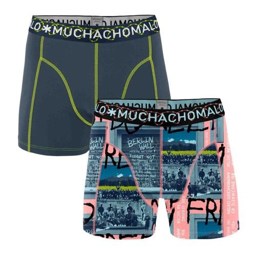Muchachomalo Boxershort Berwa1010-01 (2-pack)