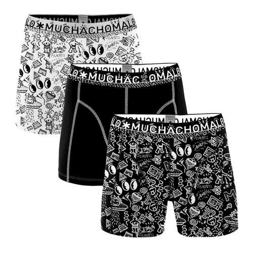 Muchachomalo Boxershort Icnsa1010-07 (3-pack)