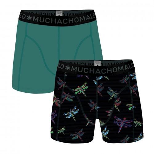 Muchachomalo Boxershort DRFLY1010-01 (2-pack)