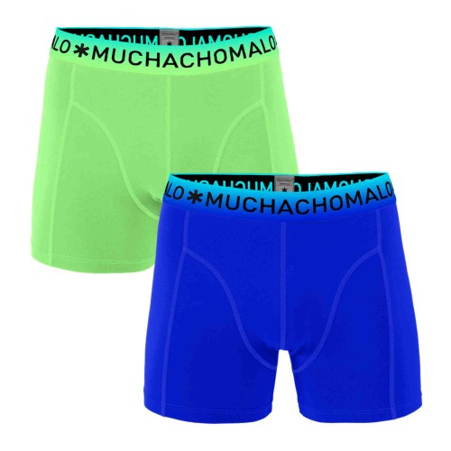 Muchachomalo Boxershort Lolly1010-01 (2-pack)