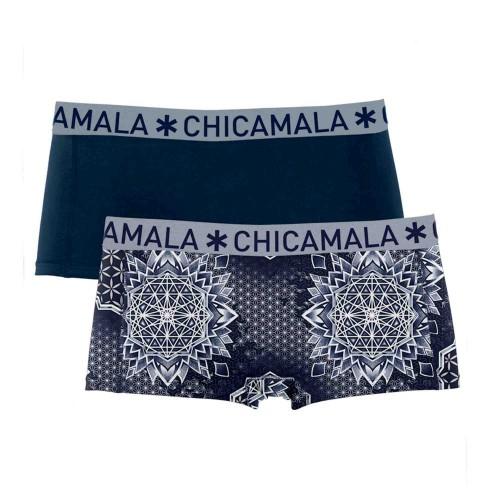ChicaMala meisjes boxershort Chakra1215-01J (2-pack)