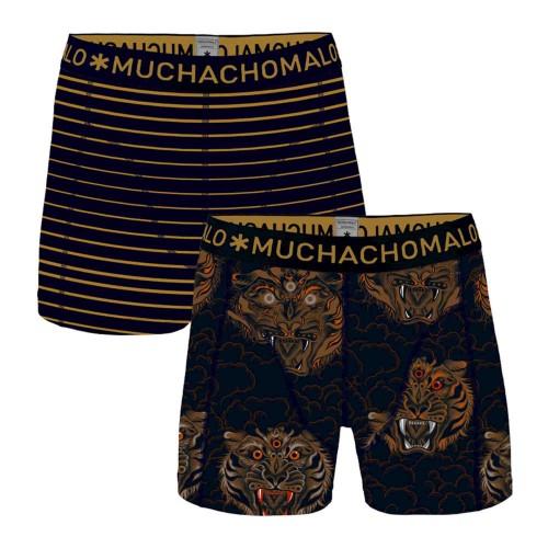 Muchachomalo Boxershort Third Eye1010-04 (2-pack)