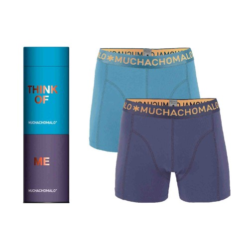 Muchachomalo Gift tubes Think of me (2-pack)