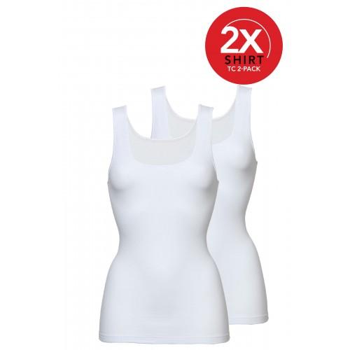 Ten Cate Women multipack hemd wit