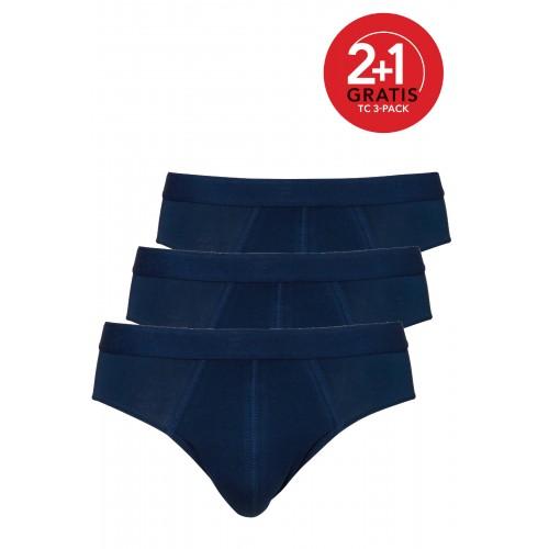 Ten Cate Men Multipack Sportslip blauw