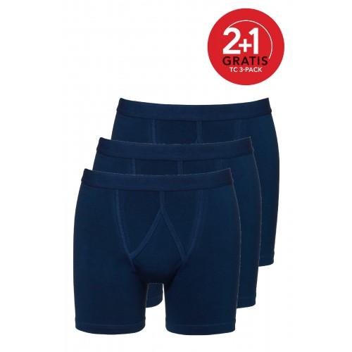Ten Cate Men Multipack boxershort blauw