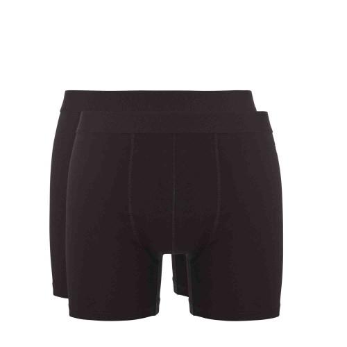 Ten Cate Men Short 2-pack 30684 (black/black)