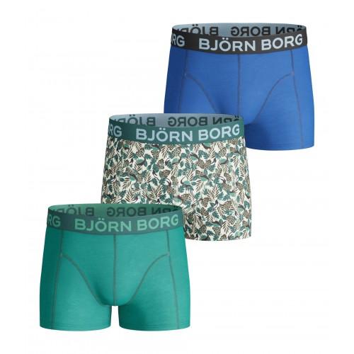 Björn Borg jongens boxershort Flamin (3-pack)