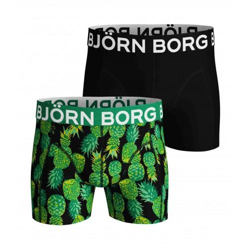 Björn Borg Boxershort Pineapple (1911-1262, 2-pack)