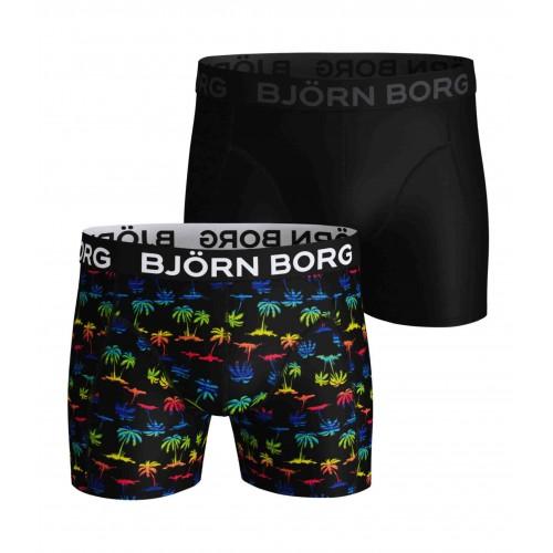 Björn Borg Boxershort Rainbow (1921-1158, 2-pack)
