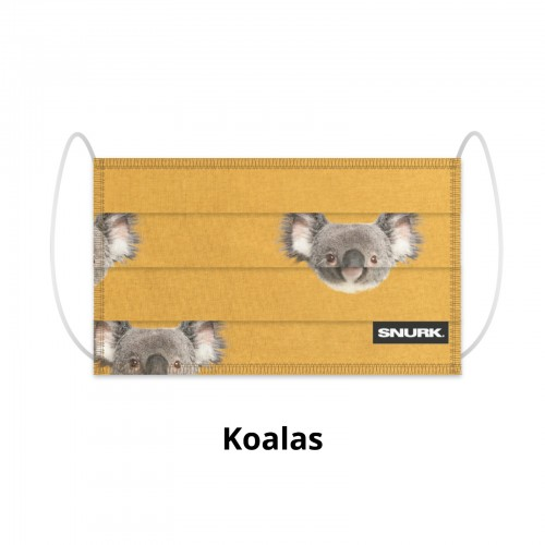 Snurk Koalas mondkapje