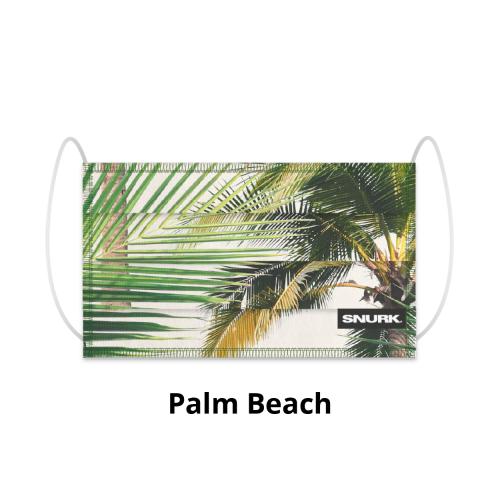 Snurk Palm Beach mondkapje
