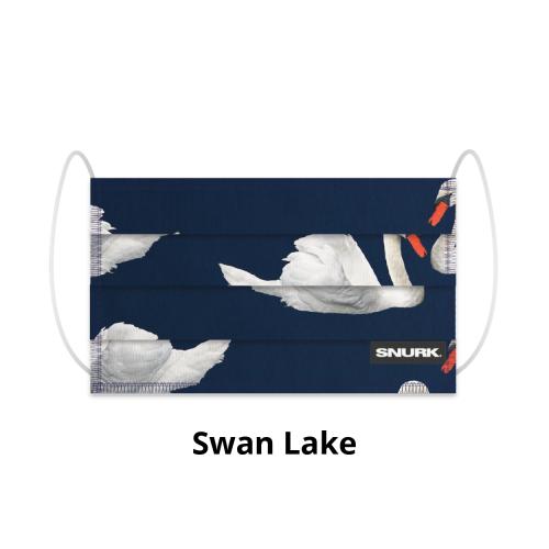 Snurk Swan Lake mondkapje