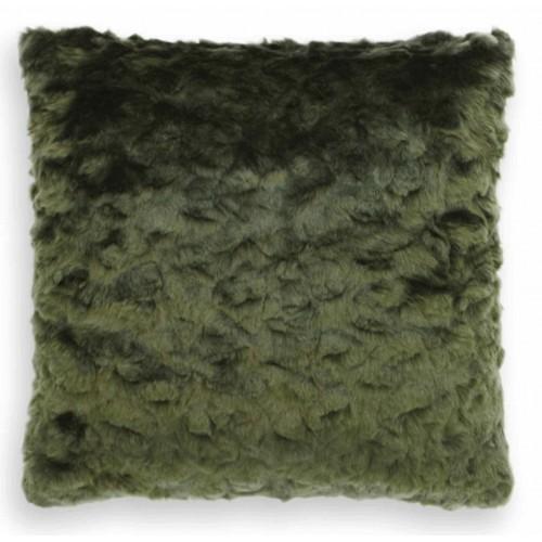 HNL living sierkussen Sheba 45x45cm (dark green)
