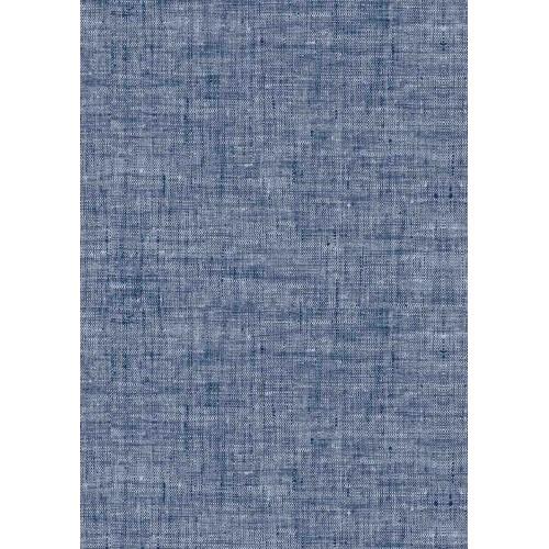 Zo! Home kussensloop Lino 60x70cm (urban blue)