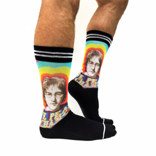 Sock my Feet Lennon sokken (FW19M008)