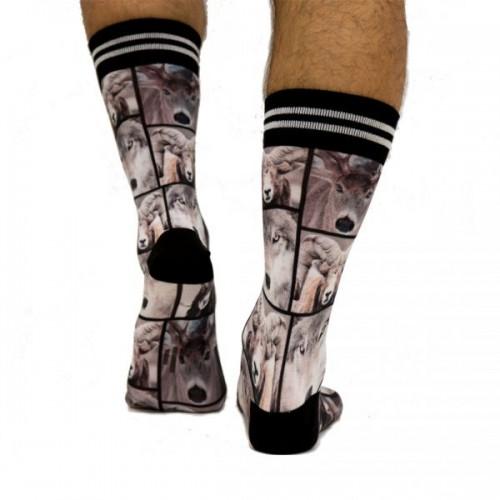 Sock my Feet Winter Animals sokken (SMFM119)