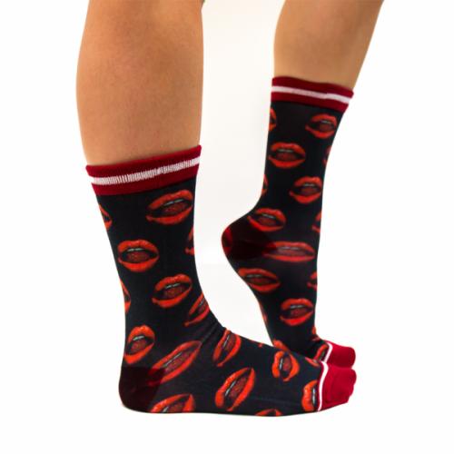 Sock my Feet blackberry sokken (FW19W006)