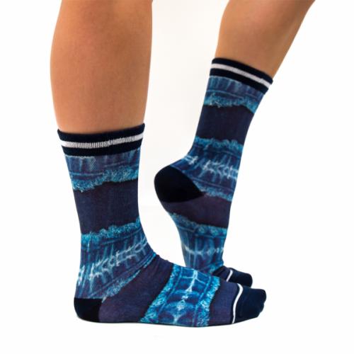 Sock my Feet Denim sokken (FW19W011)