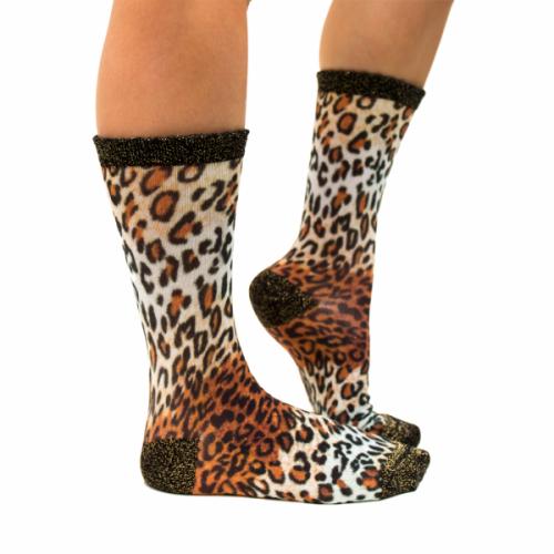 Sock my Feet Lynx sokken (FW19W008)