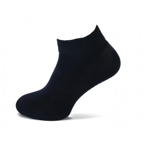 Basset Bio Pilates Yoga sokje (black, anti-slip)