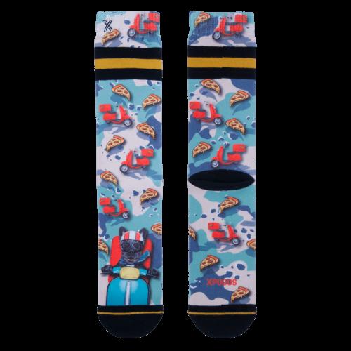 Xpooos sokken Pizza King (60223-7000)