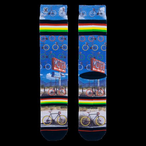 Xpooos sokken Bike trip (60226-7000)