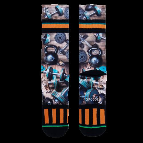 Xpooos sokken Dumbells (60232-7000)