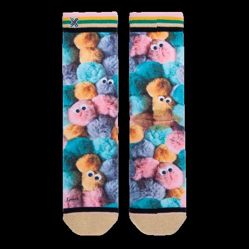 Xpooos sokken Fluffy (70197, onesize)