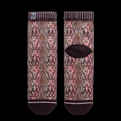 Xpooos short sokken Scarlet (71028, onesize)