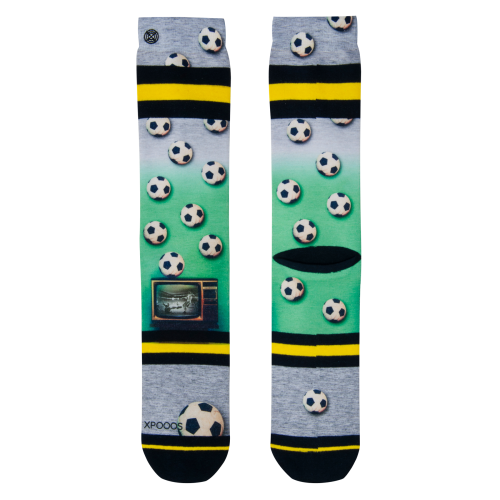 Xpooos sokken Soccer at TV (60179)