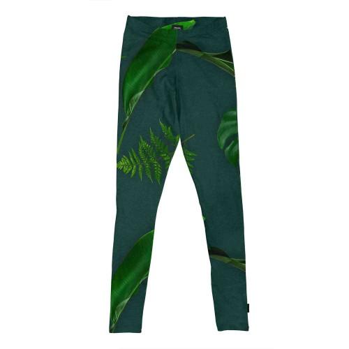 Snurk Green Forest legging kids
