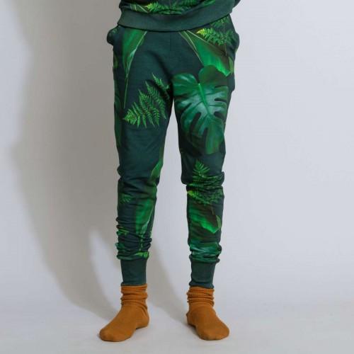 Snurk Green Forest pyjamabroek men
