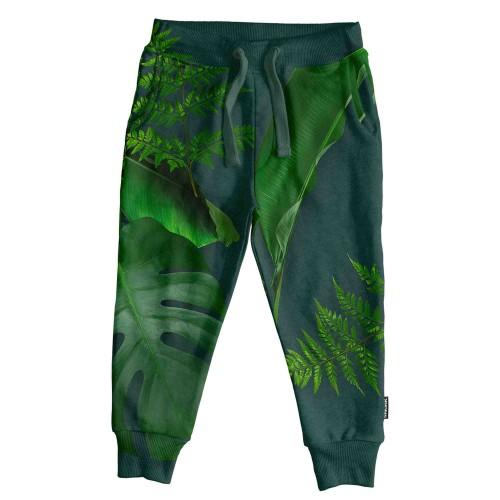 Snurk Green Forest pyjamabroek